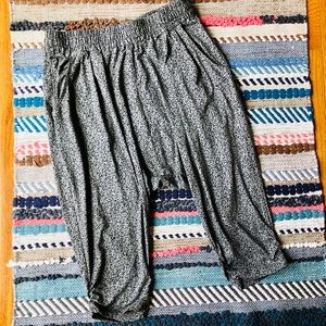 Nike | Women's Drop Crotch Animal Print Joggers